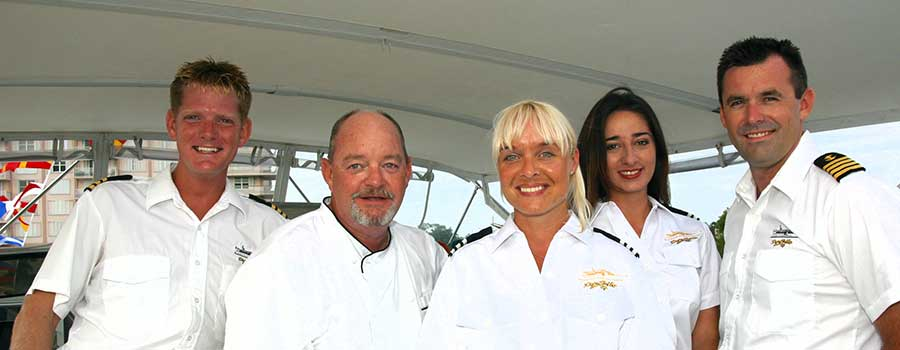 Yacht Crew Job Positions